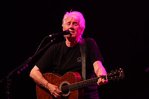 Graham Nash - Nash performing in 2011