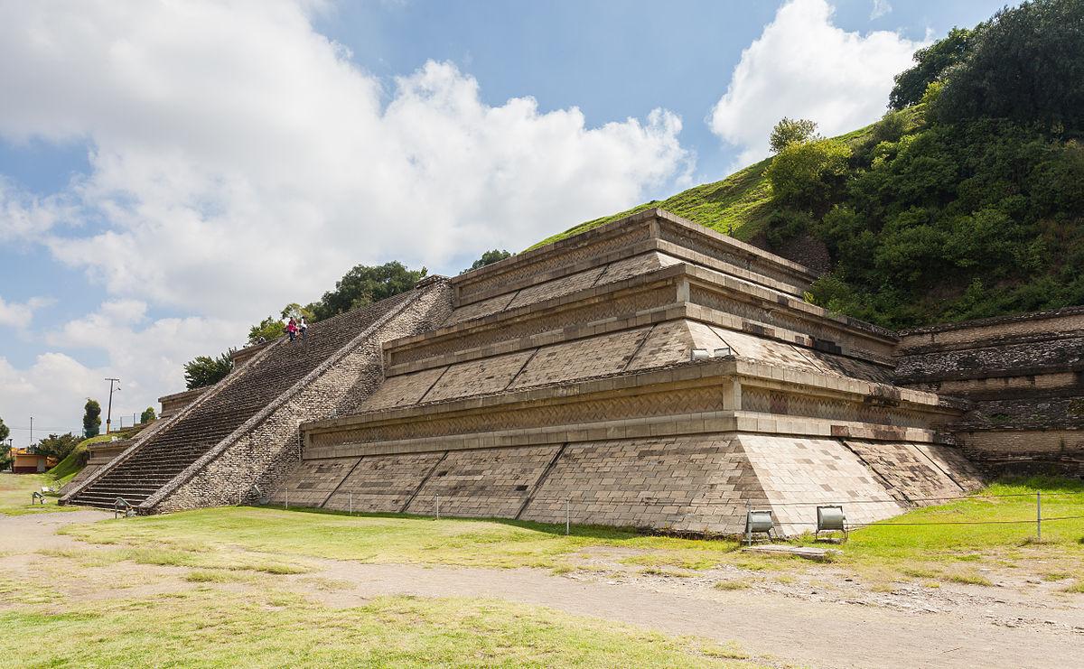 Zona arqueológica de Cholula - Wikipedia, la enciclopedia libre