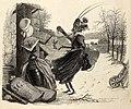 Grandville - Fables de La Fontaine - 01-01 . La cigale et la fourmi.jpg
