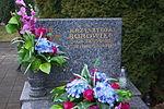 Grave of Krzysztofa Borowiec at Central Cemetery in Sanok 2.jpg