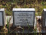 Gravestone of Bobby Gibbes April 2017.jpg