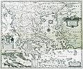 Greece with a part of Anatolia - Randolph Bernard - 1687.jpg