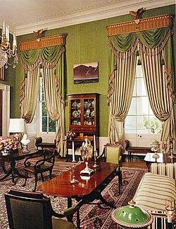 Sala Verde Casa Branca Wikip 233 Dia A Enciclop 233 Dia Livre