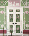 Green dining room - doors and overdoor 01.jpg