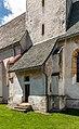 Griffen Untergreutschach 5 Pfarrkirche hl. Martin Sakristeianbau 26052017 8767.jpg