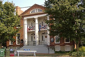 Old Jeffersonville Historic District - Grisamore House