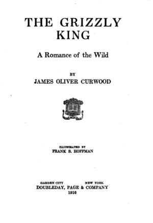 Curwood, James Oliver (1878-1927)