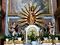 Groß-Siegharts Pfarrkirche - Madonna.jpg