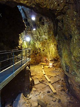 Image illustrative de l'article Grotte du Lazaret