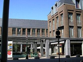 Boschstraatkwartier - Image: Gubbelstraat