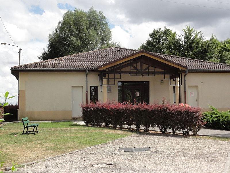 Guerpont (Meuse) salle polyvalente