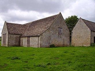 Guiting Power - Image: Guiting Power barn