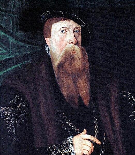 Datei:Gustav I of Sweden c 1550.jpg