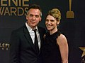 Hélène Florent, Jean-Marc Vallée, Genie Awards 2012.jpg