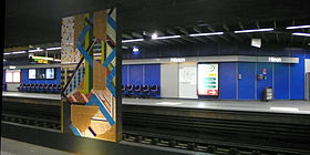 image illustrative de l'article Hénon (métro de Lyon)
