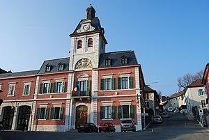 Gex, Ain - Town hall