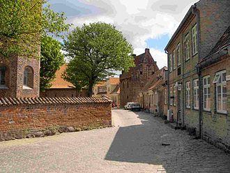 Kalundborg Municipality - Image: Højbyen 1 Kalundborg
