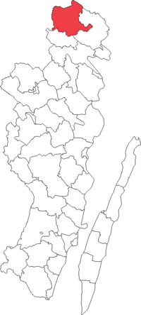 Uknadalens landskommune i Kalmar amt