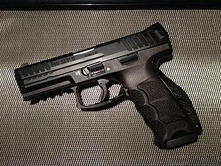 Heckler & Koch VP9 Semi-automatic pistol