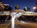 HK 晚上 night 香港電車 Hong Kong Tramways 遊車河 tour 高士威道 Causeway Road 電車站 tram stop January 2021 SS2 01.jpg