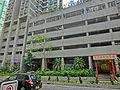 HK 荃灣 Tsuen Wan 38 Wing Shun Street 海灣花園 Waterside Plaza shopping mall facade Dec-2013.JPG
