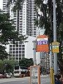 HK Causeway Road NWFBus 23 63 view Park Towers.JPG