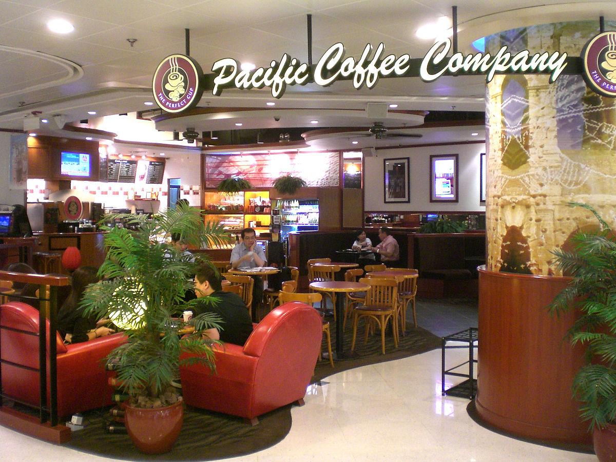 Company Profile of Pacific Coffee