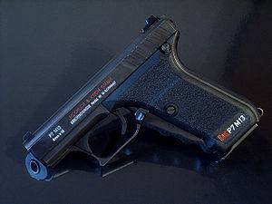Heckler & Koch P7 - Image: HK P7M13