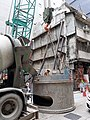 HK SW 上環 Sheung Wan 熹利街 Hillier Street construction site October 2020 SS2 12.jpg