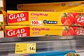 HK TKL 調景嶺 Tiu Keng Leng shop 惠康超市 Wellcome Supermarket May 2019 SSG Glad Cling wrap 100m.jpg