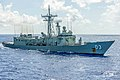 HMAS Sydney (FFG 03) underway during Pacific Bond 2013.jpg