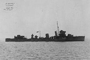 HMS Viceroy (L21)