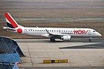 HOP!, F-HBLH, Embraer ERJ-190STD (19730754204).jpg