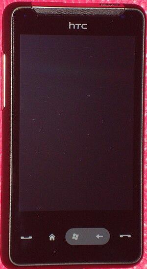 HTC HD Mini - Image: HTC HD Mini