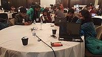 Hackathon atr Wikimania 20180718 211945 (11).jpg