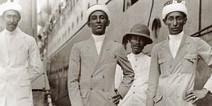 Hadhrami people - Hadhrami immigrants in Surabaya, 1920
