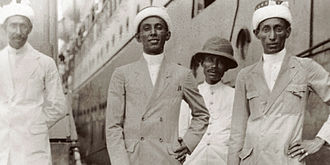 Arab Indonesians - Hadhrami immigrants in Dutch East Indies