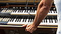 Hammond C3 waterfall style keys, SJSF 2012.jpg