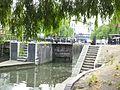 Hampstead Road Locks (No 1) Regent's Canal 0897.JPG