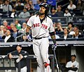Hanley Ramirez batting in game against Yankees 09-27-16 (20).jpeg