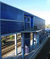Hannover - S-Bahnhof Hannover-Nordstadt - Nordseite.JPG