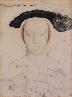 Mary FitzRoy, Duchess of Richmond and Somerset
