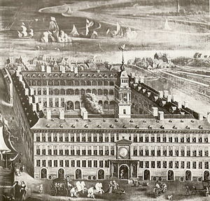 Factory (trading post) - The Oostershuis, a Kontor in Antwerp
