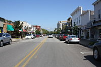 Harbor Springs Michigan Downtown Looking East M-119.jpg