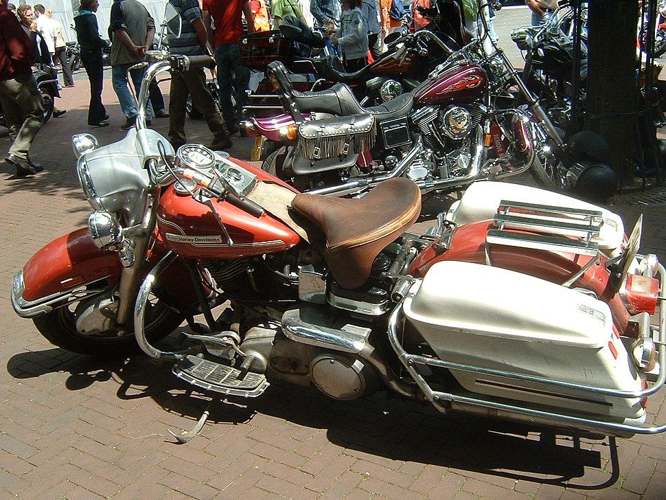 Harley-Davidson - Howling Pixel