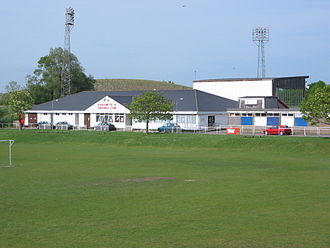 Harlow Town F.C. - The Sportcentre, Harlow Town's home from 1960–2006