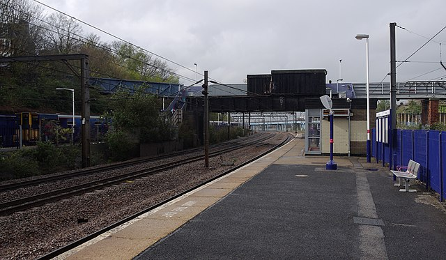 Harringay railway station