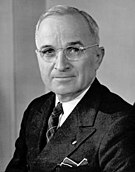 Harry S. Truman -  Bild