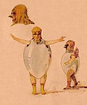 Schizzo di Hartmann Chicks per Trilby ballet.jpg