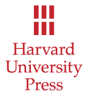 Harvard University Press American university publishing house